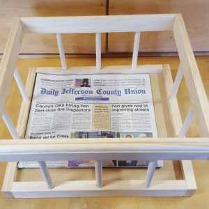 Newspaper rack1